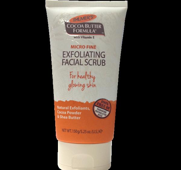 Palmer's Cocoa Butter Formula with VItamin E Micro Fine Exfoliating Facial Scrub