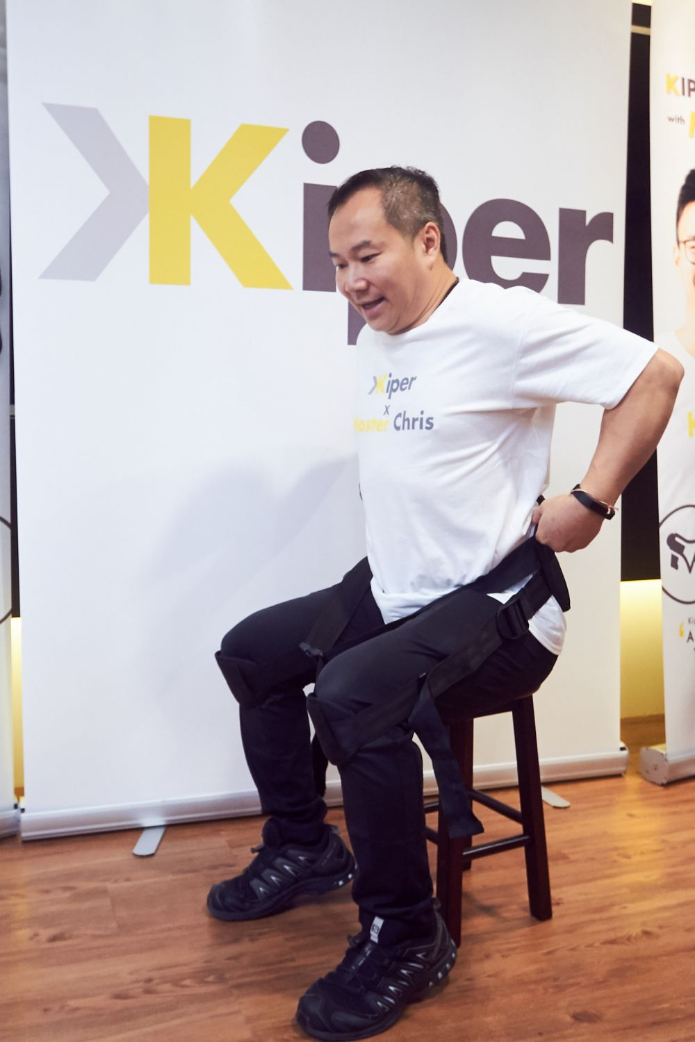 Kiper – The Means to a Healthy Spine and Body Posture