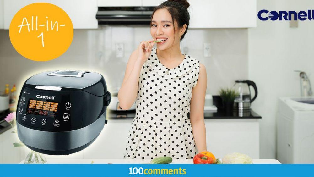 cornell smart cooker