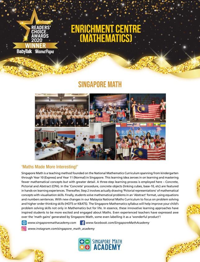 Singapore Math Academy