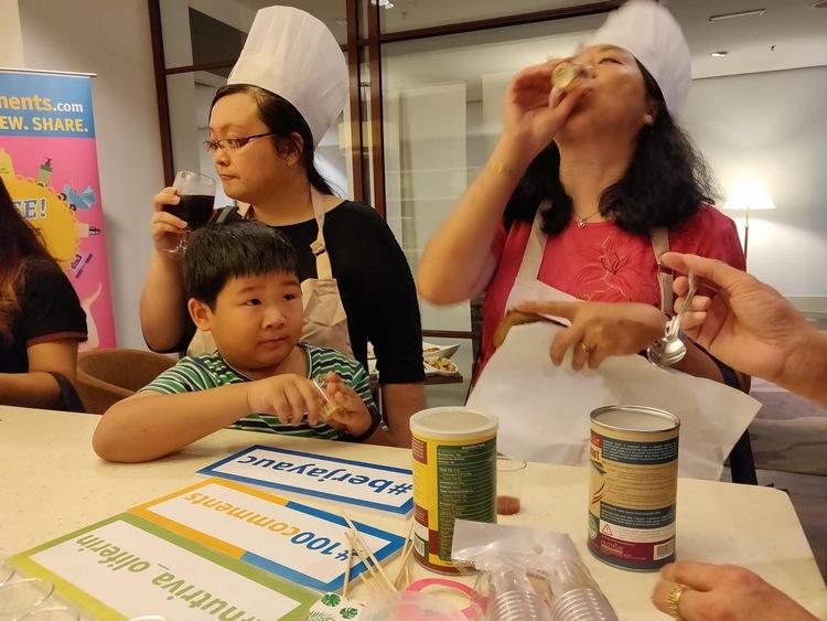 Nutriva® MoriHeal Plus Rejuvenating Botanical Beverage tasted so good, even the kid loved it!