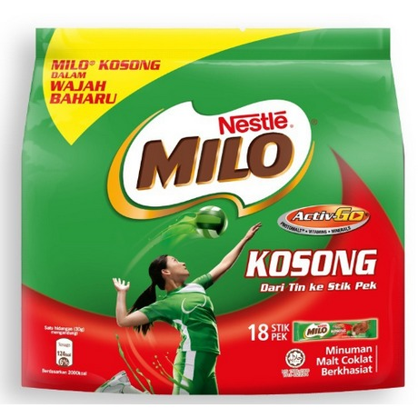 Milo Kosong