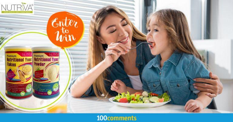 Nutriva Premium Nutritional Yeast Set Contest
