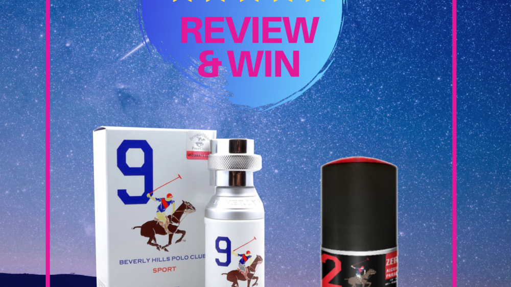 Beverly Hills Polo Club Men's Fragrance Set Giveaway