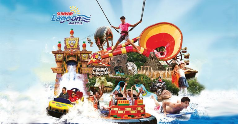 sunway lagoon best day ever