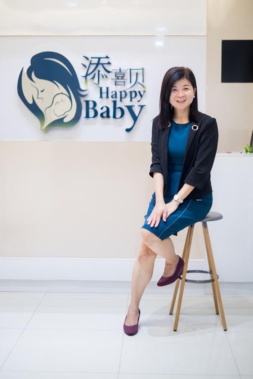 Happy Baby Confinement Centre Founder Ho Jen Lian