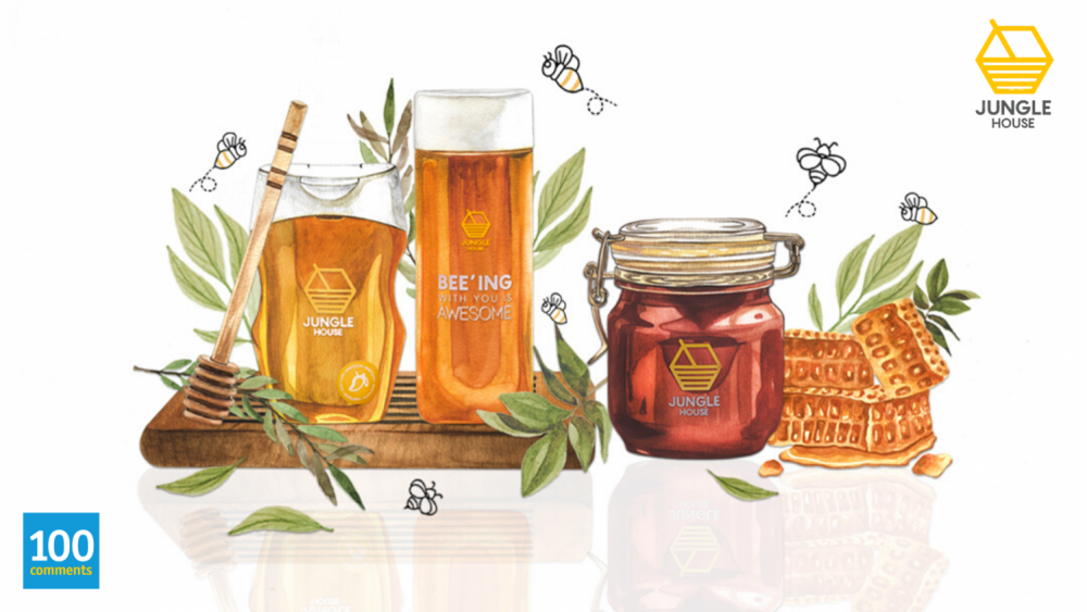 Savour The Goodness of Jungle House Honey