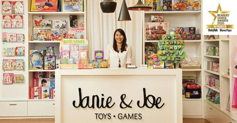 Janie & Joe - Toys for every child