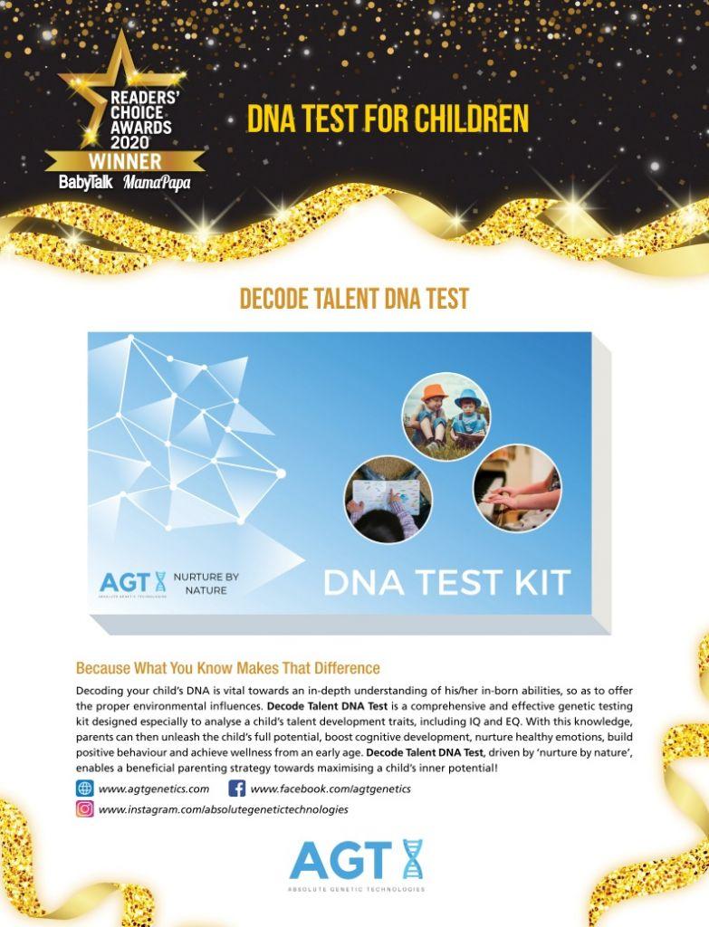 Best DNA Test for Children