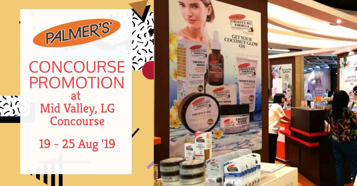 Palmer's Concourse Promotion