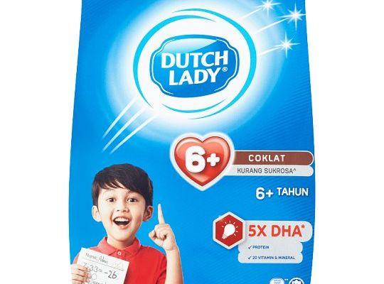 Dutch Lady 6+