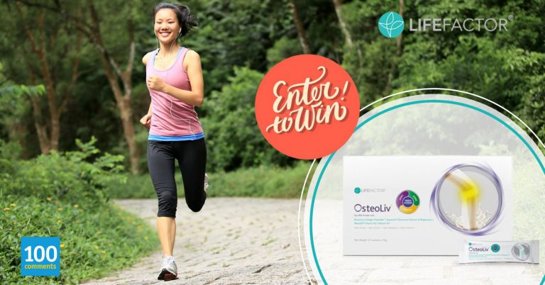 LIFE FACTOR's OsteoLiv®