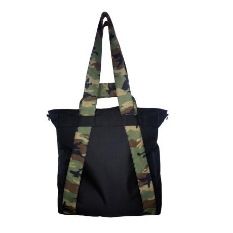 Simple Dimple X Hipster Keepster Streetwear Diaper Bag