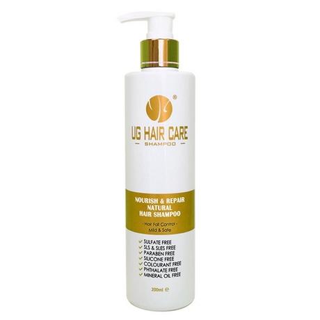 UG Hair Care Nourish & Repair Natural Hair Shampoo