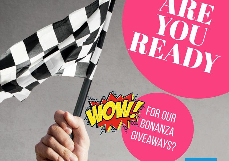 WOW! Bonanza Giveaway #1