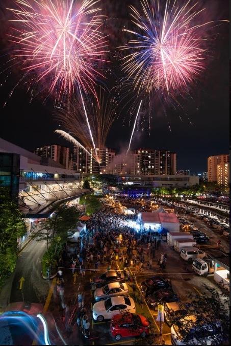 CITTA NYE Fireworks