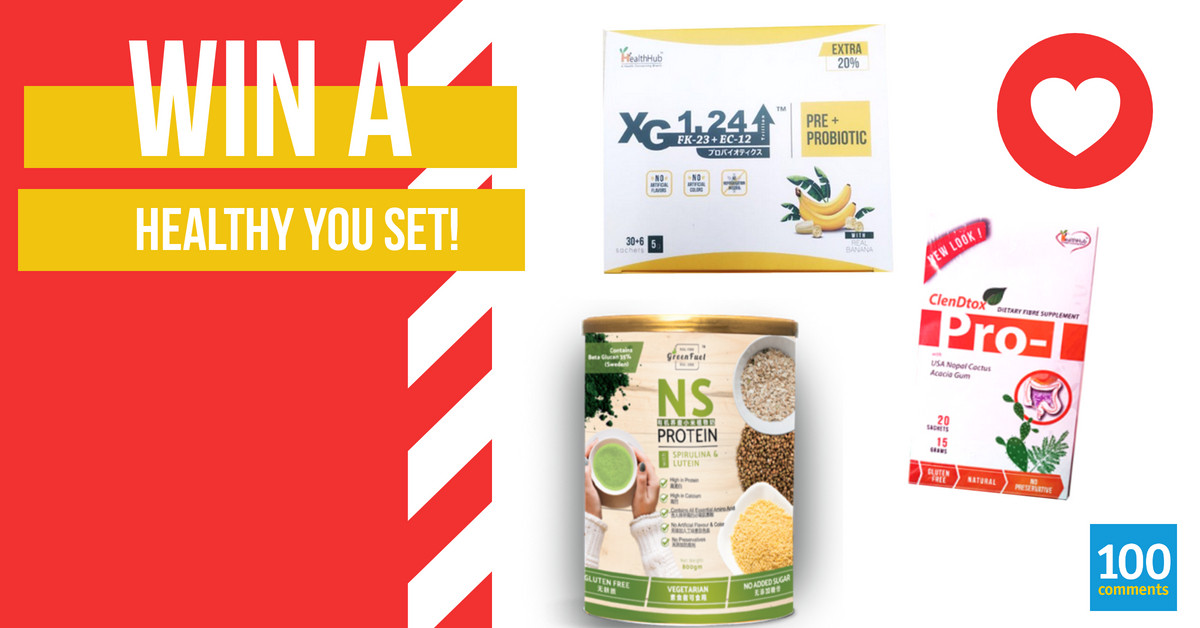 Healthy You Set Giveaway