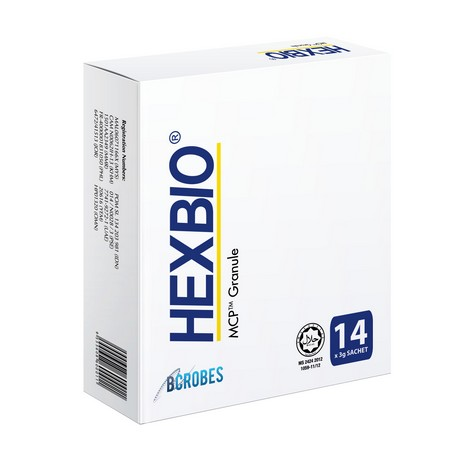 HEXBIO® Granules Gut Health