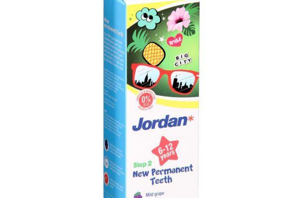 Jordan Step 2 Toothpaste