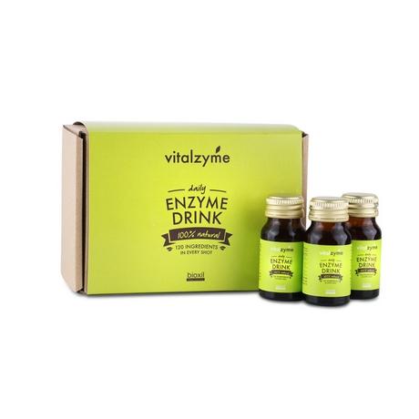 bioxil innertreats vitalzyme enzyme drink