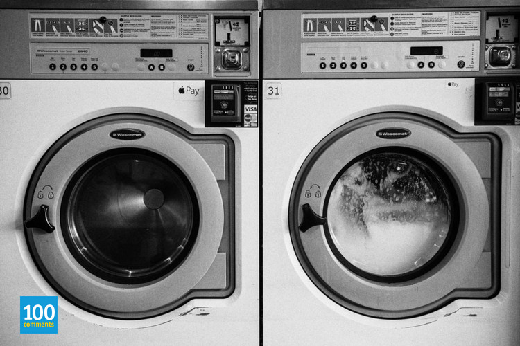 washing machine ecover bio laundry