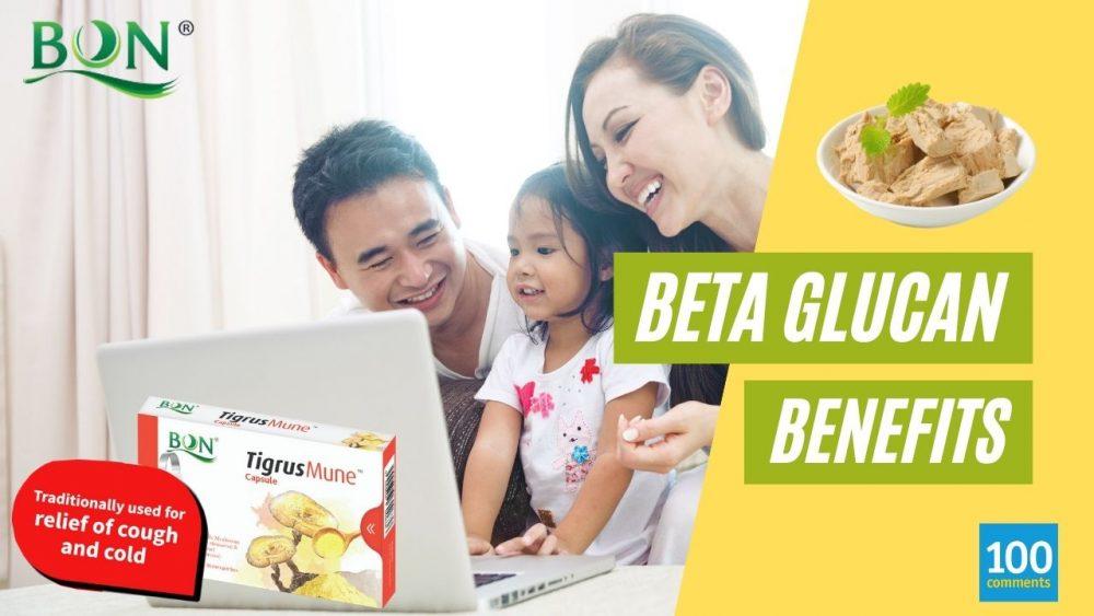 Beta Glucan Benefits - Bon TigrusMune