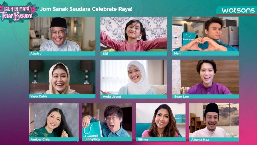 'Jimat Selamat' with Watsons