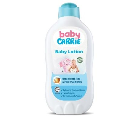 Baby Carrie Baby Lotion
