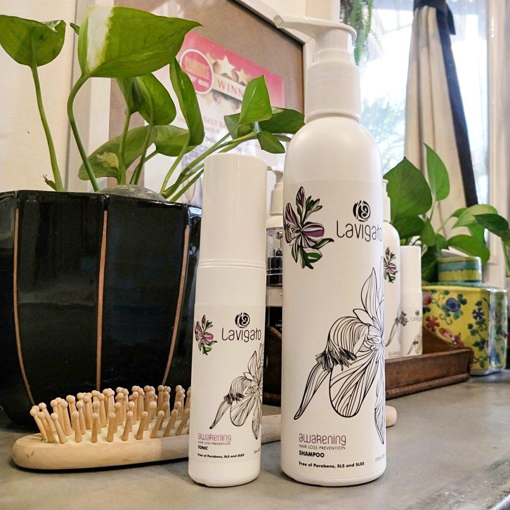 Better together ~ Lavigato Awakening Shampoo and Tonic