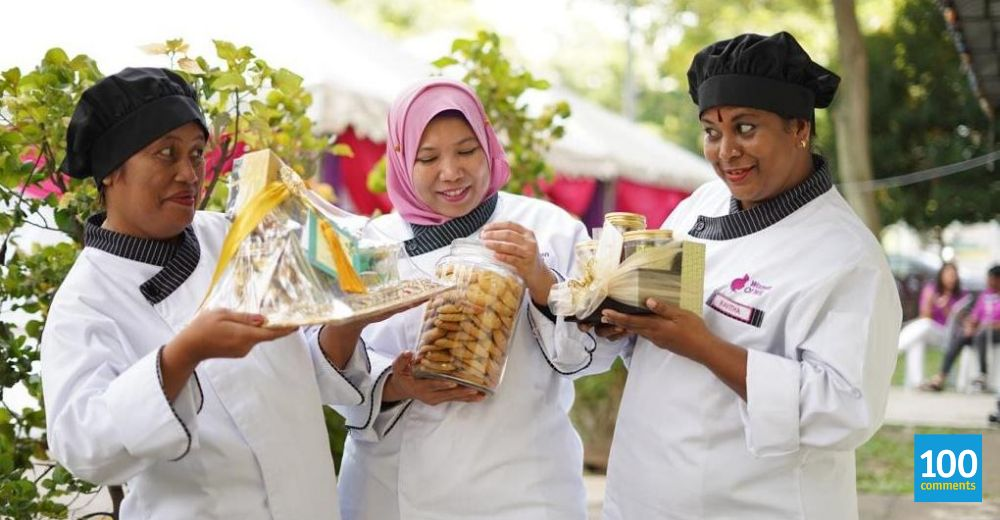 Hada Labo's CSR To Raise Funds for B40 Women
