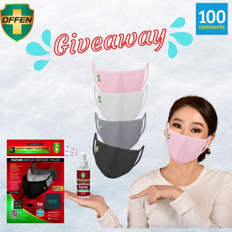 OFFEN Giveaway