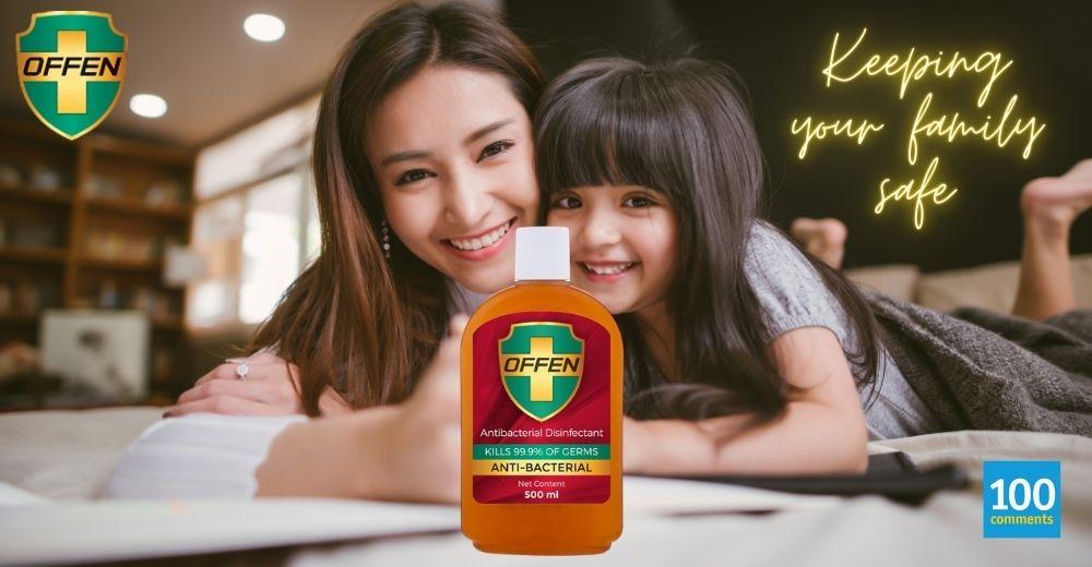 OFFEN Antibacterial Disinfectant