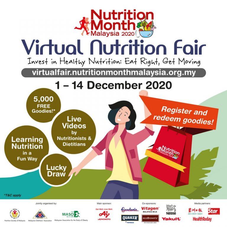 Virtual Nutrition Fair