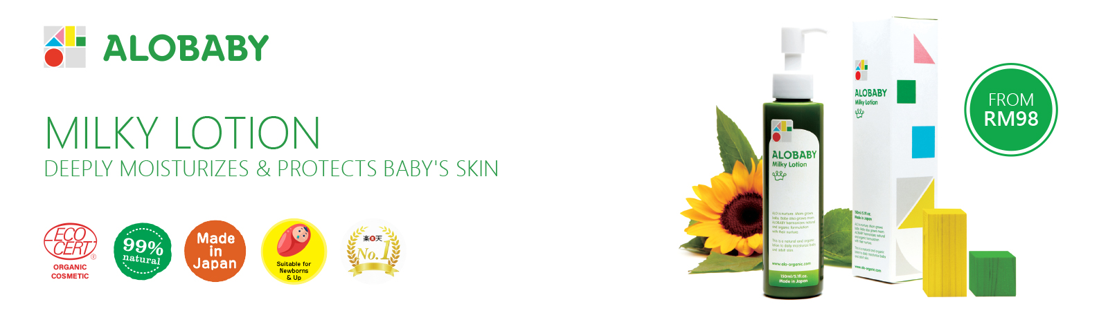Best Lotion to Use on Newborns