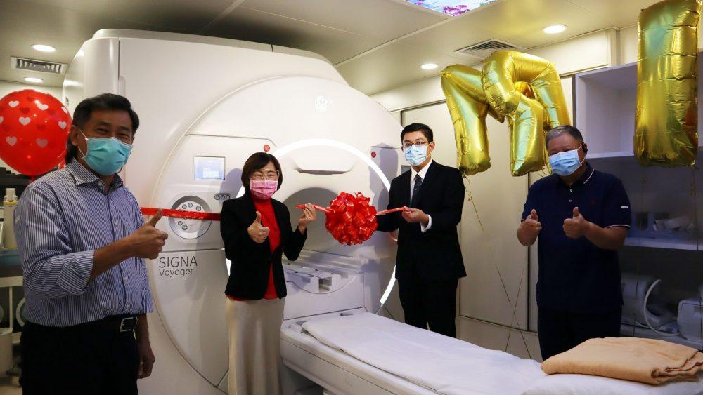 Farewell, claustrophobic MRI scans!