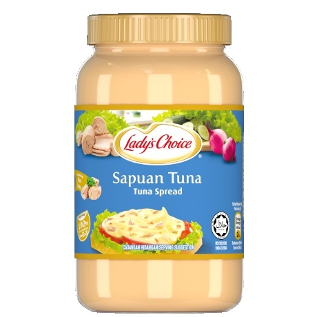 Lady's Choice Tuna Spread