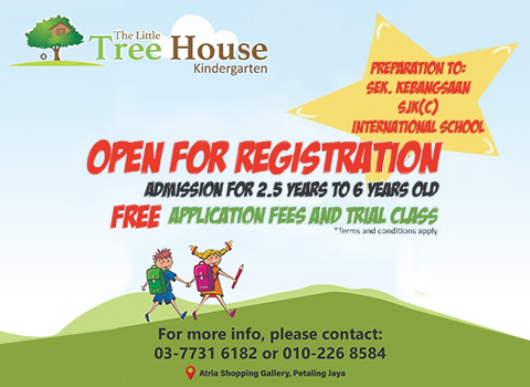 A Top-Notch Education For Your Child at The Little Tree House