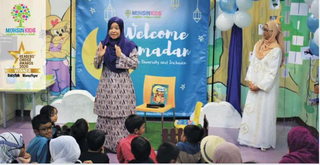 Muhsin Kids Featured