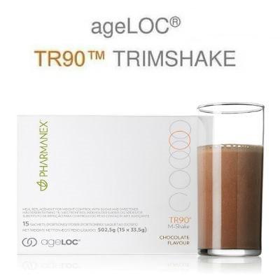 ageLOC® TR90® TrimShake