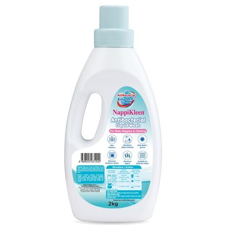 Nappikleen Anti-bacterial Liquid Wash