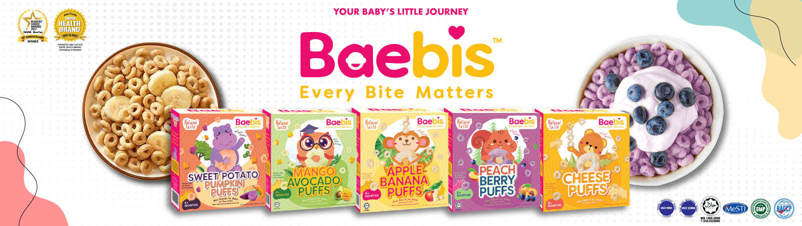 The Best Nutritious and Tasty Teething Biscuits for Your Baby