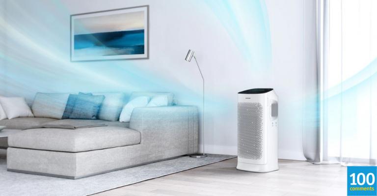 Samsung Smart Air Purifier
