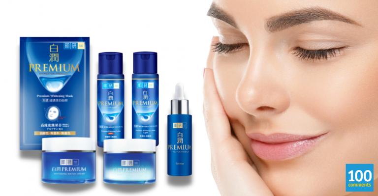 Hada Labo Premium Whitening Range