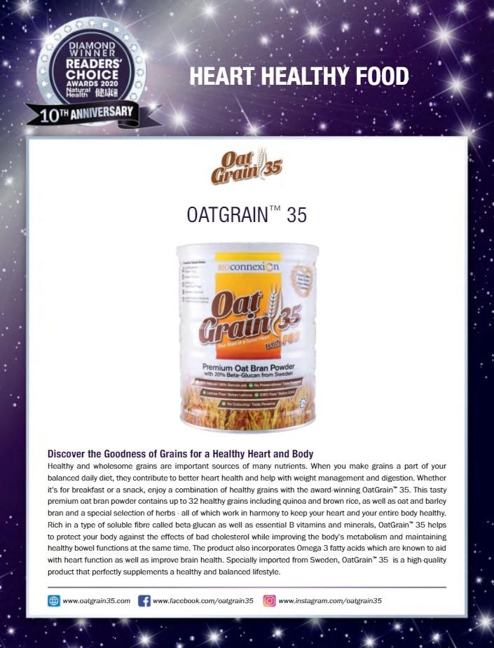 Oat Grain 35