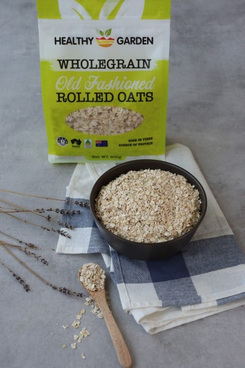 Healthy Garden's Old Fashion Rolled Oats