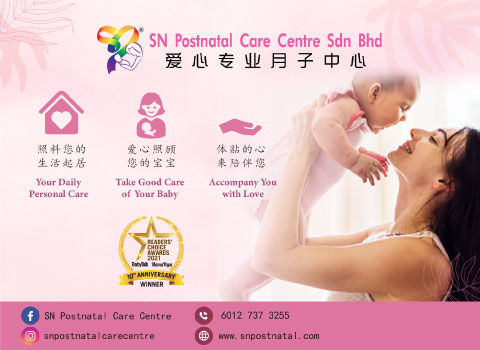 SN Postnatal: The Loving Care A New Mom Needs To Feel