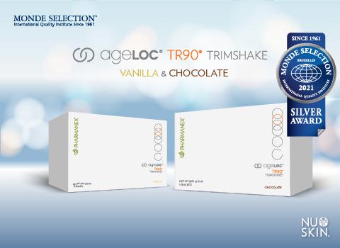 Stay Slim & Trim with ageLOC® TR90® TrimShake