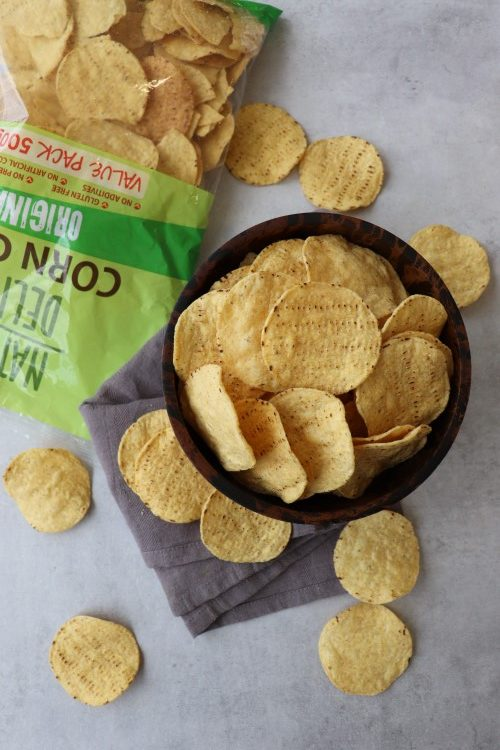 Nature's Delight's delicious corn chips