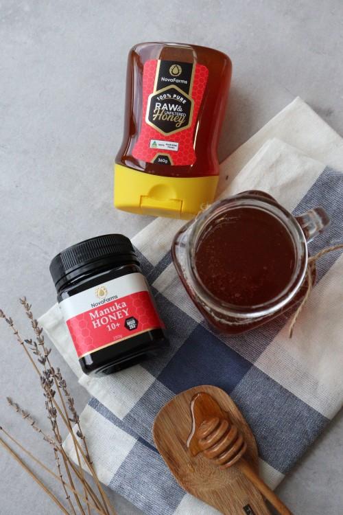 Prime Australian manuka and natural honey from Novafarms - Gourmet South Australia