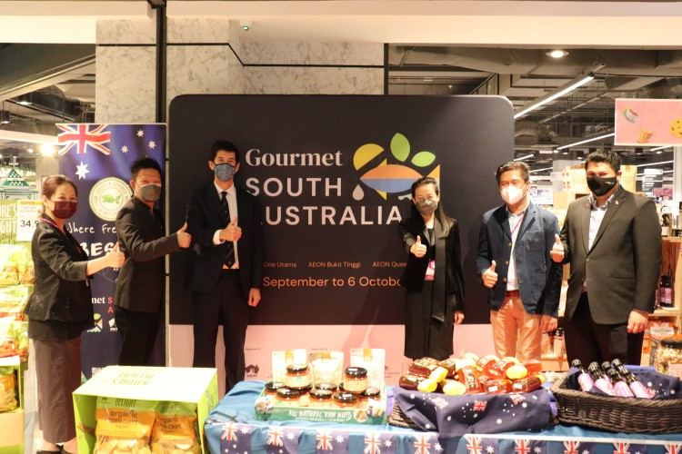 Thumbs up for Gourmet South Australia